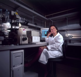 Roberta Diaz Brinton, Ph.D., professor at USC's Pharmaceutical School.