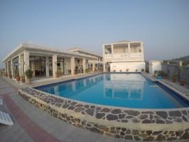pool area of Villas Buenavista