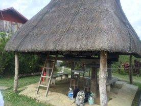 authentic Ifugao Hut
