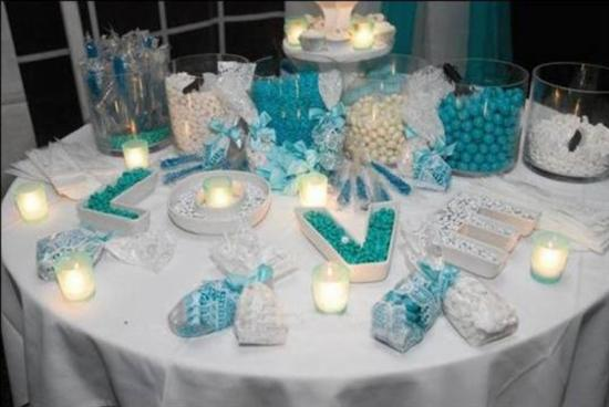 Tiffany Blue/Aqua Wedding Theme
