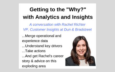 "Recap: Getting to the ""Why?"" with Analytics and Insights"