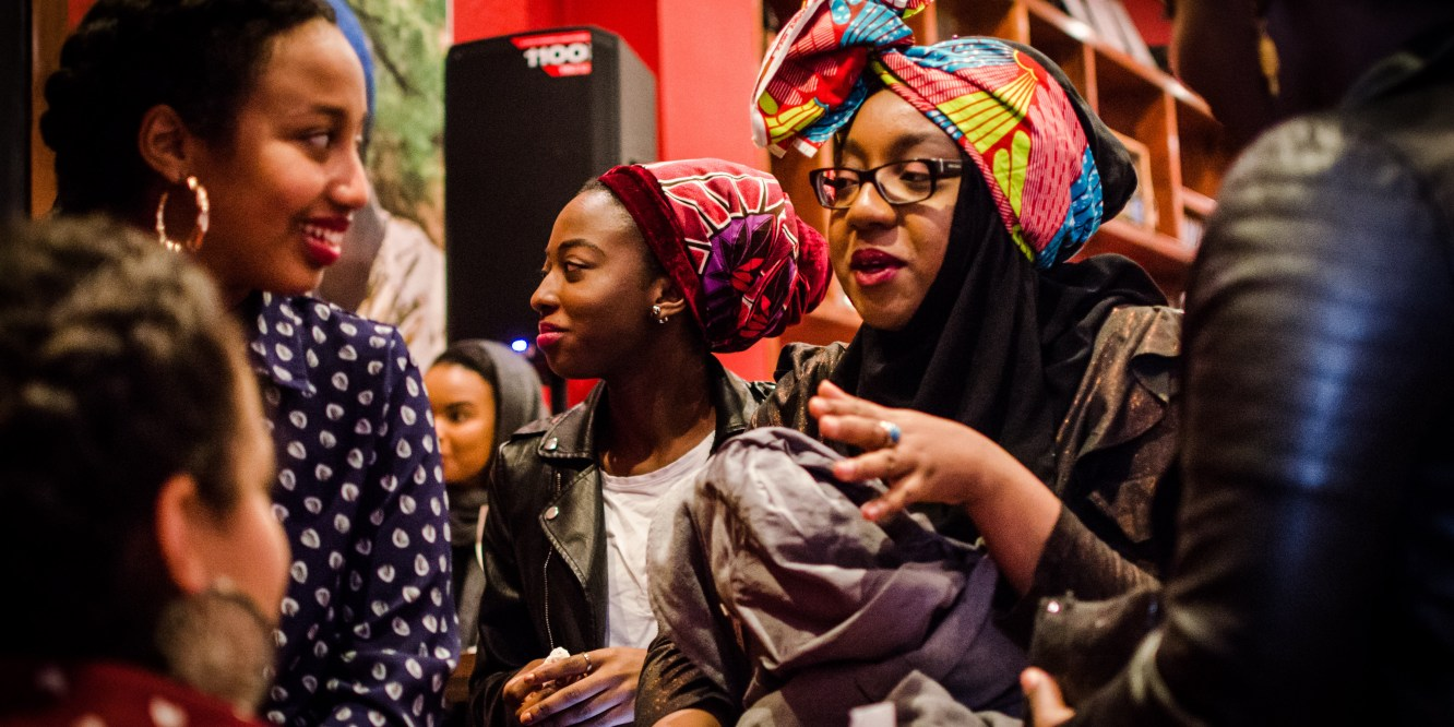 Melbourne Afrocentric Women Afro Event Discussion Africans Australians