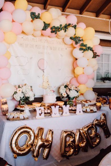 Winnie The Pooh Baby Shower Decorations Walmart : winnie, shower, decorations, walmart, Classic, Winnie, Shower