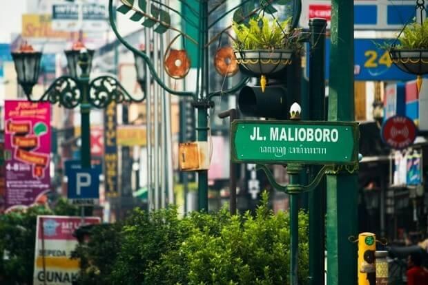 Jalan Malioboro (sumber foto: iberita.com)