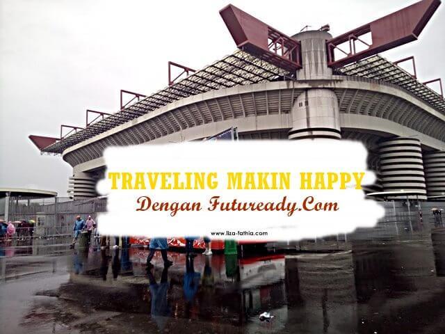 Traveling Makin Happy dengan Futuready.com