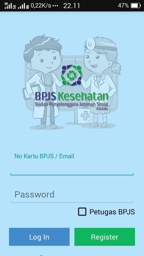 Aplikasi BPJS Kesehatan di play store