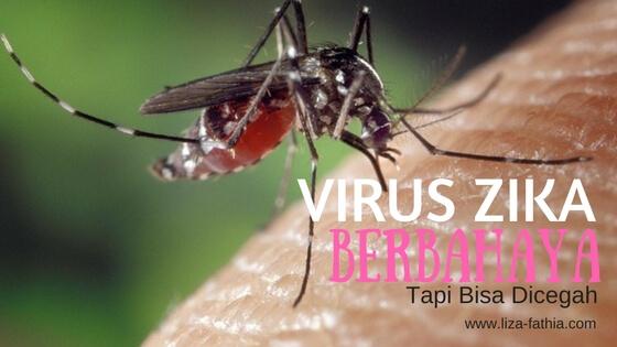 Virus Zika, Berbahaya Tapi Bisa Dicegah
