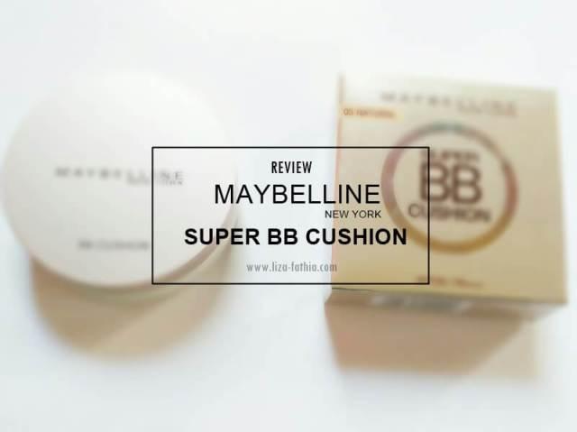 maybelline bb cushion