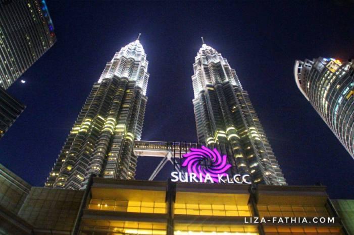 jalan-jalan ke Kuala Lumpur