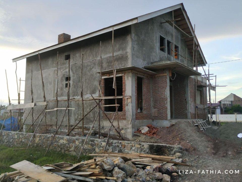 Cerita membangun rumah sendiri