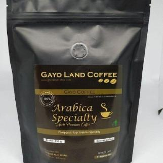 gayo land coffee