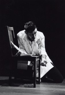 Jude Law, Dr Faustus, Young Vic