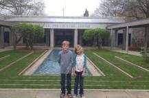 Jimmy Carter Museum, Atlanta