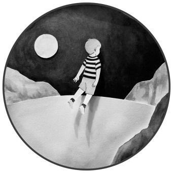 Illustration from Hannah Sternberg's Otherworldies