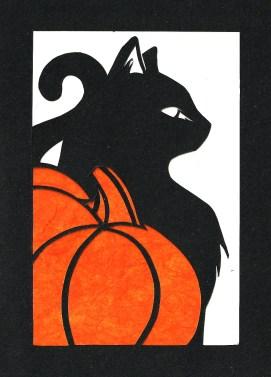 Elizabeth Goss, The Pumpkin Cat