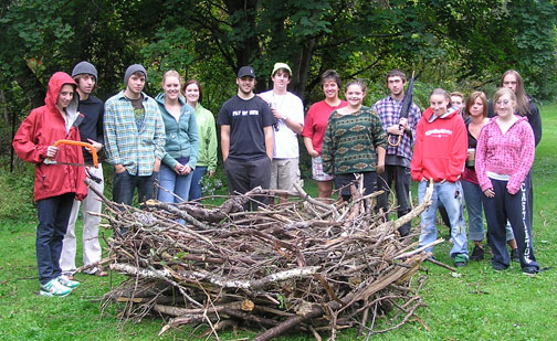 Castleton Class of Nest builders