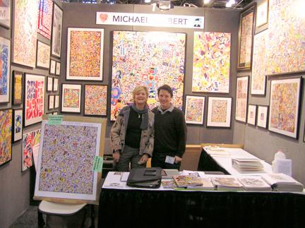 Michael Albert @ Art Expo