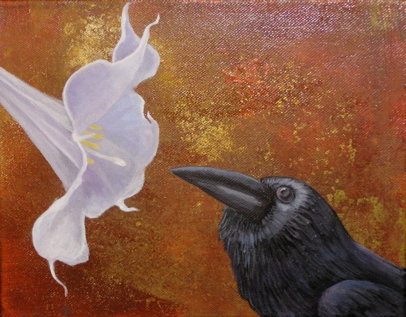 Datura and Raven