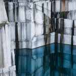 Abstraction, Serenity and Color in the Quarries