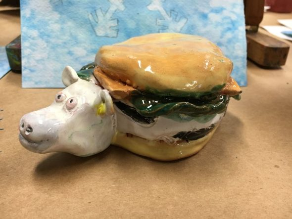 Cowburger!
