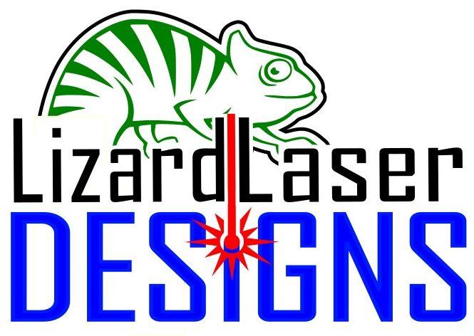 Lizard Laser Designs