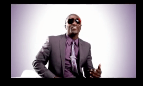 """Akon """"Beautiful"""" Video"""
