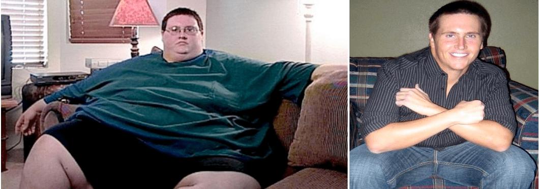 David Smith, the 650-pound virgin