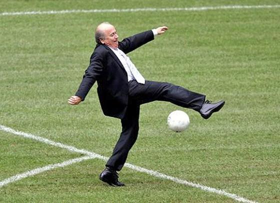 Sepp Blatter – for the good of the game!