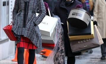 Luxury Shopping Lifestyle