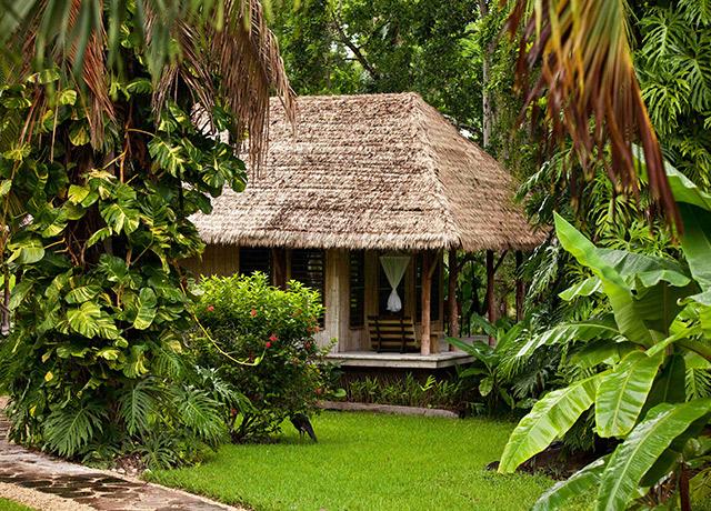 Chan Chich Lodge Cabana