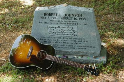 Robert Johnson gravesite