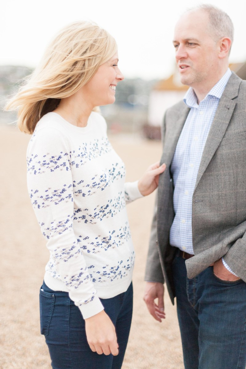 Dorset Beach Engagement
