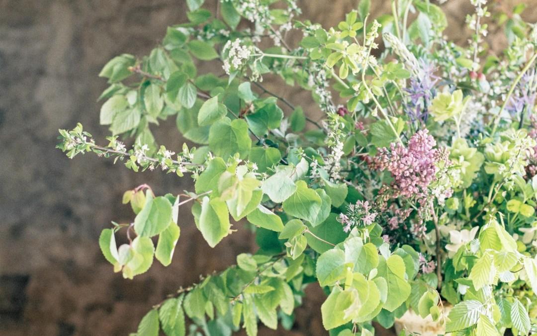 Floristry On the Wild Side | A floral design workshop