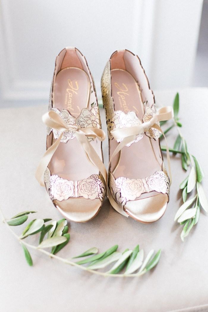 Harriet Wilde wedding shoes | Liz Baker Fine Art Photography