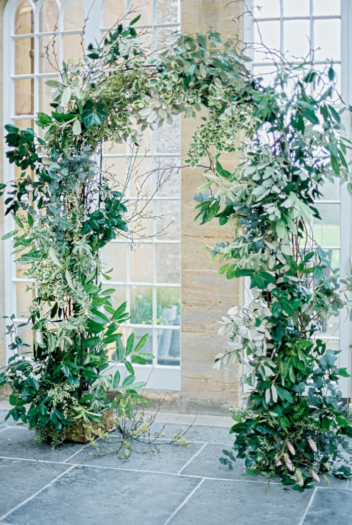 Wedding arch Harry Meghan | Liz Baker Fine Art Photography