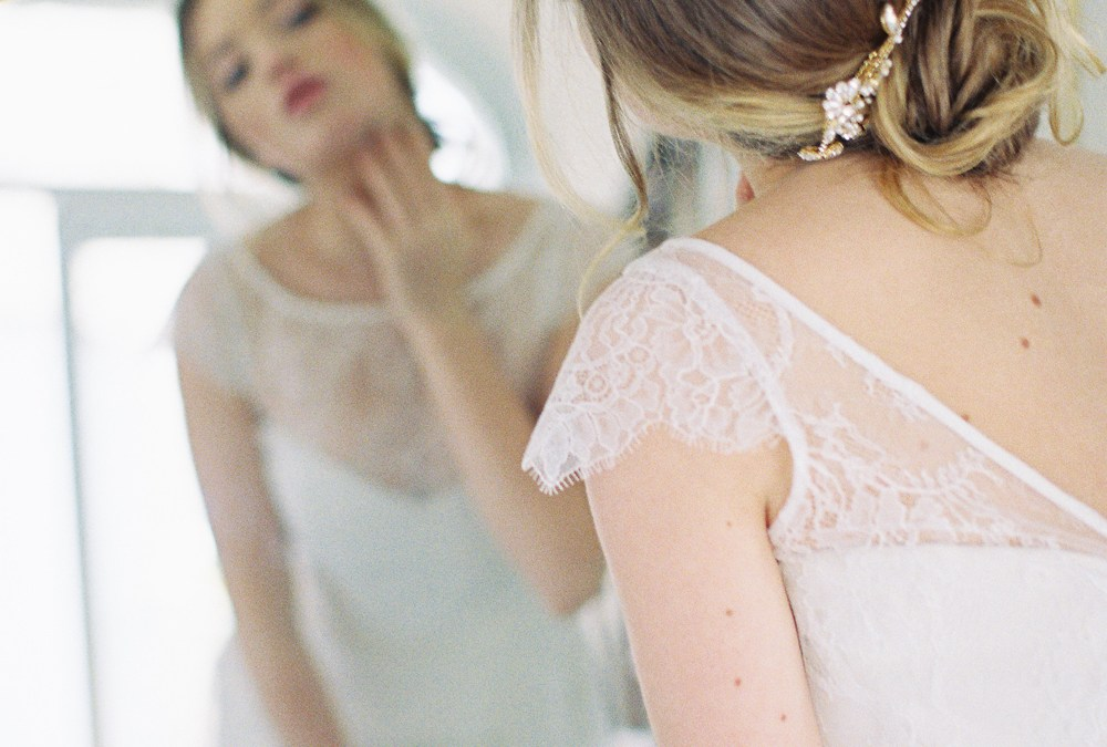 Lace Wedding Dresses for the Fine Art Bride