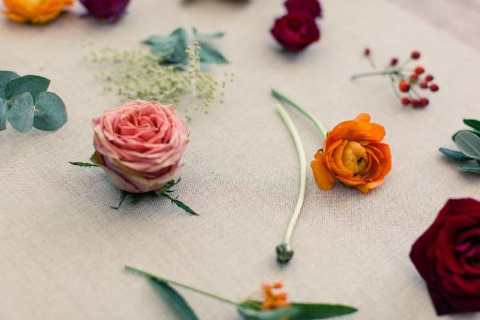 Botanical wedding theme bouquet preservation | Liz Baker Fine Art Photography