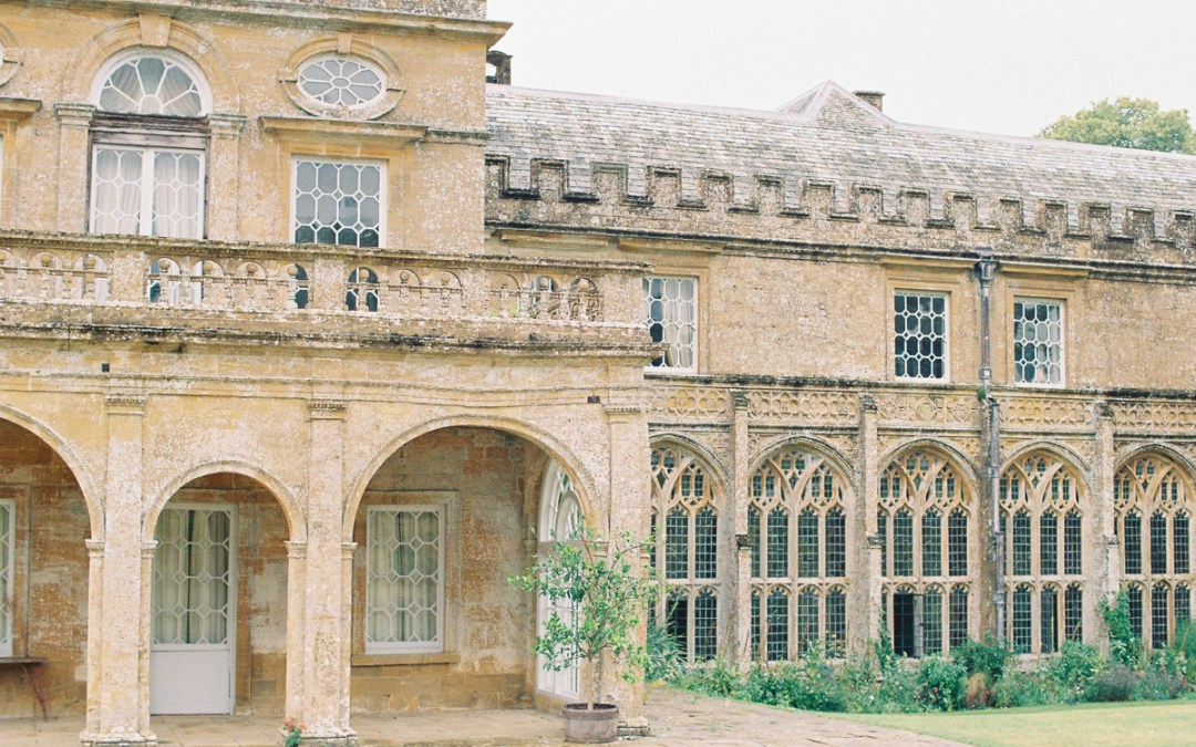 Forde Abbey Weddings: A Grand Romance