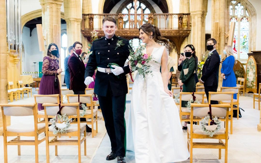 Jesus Peiro Dorset Winter Wedding