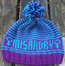 Ironic Misandry hat