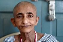 Sita, a resident of Shanti Dan.