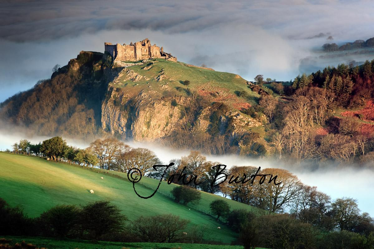 Welsh Landscapes  John and Liz Burton