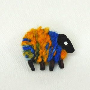blue_gold_LizzyC|Sheep|brooch|Hazel
