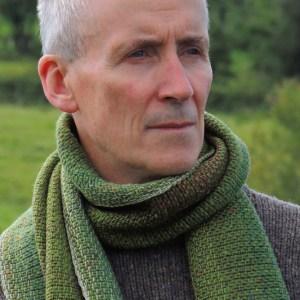kavanagh-scarf-canal-bank-modelled-pat-liz-christy-achius-green