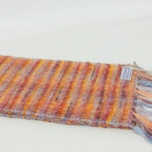 monet-small-scarf-haystacks-snow-peach-flat