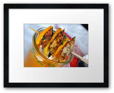 Pepper Soup With Kalbsbriesmilzwurst © Liz Collet