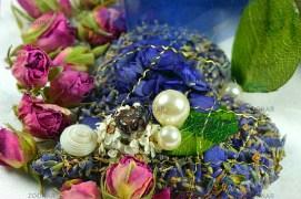 Rose und Lavendel© Liz Collet
