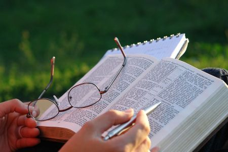 Image result for reading god's word 2018