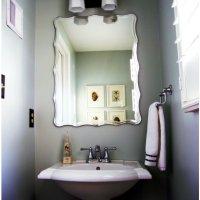 Decoração barata - Banheiro