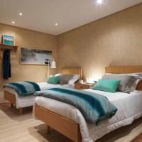 Quartos, cama e beliches
